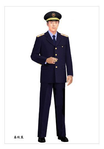 保安服饰方案